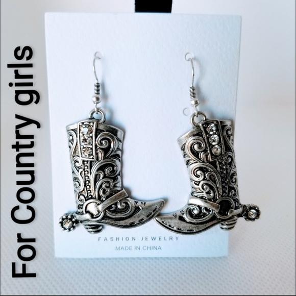 Wild Country Earrings